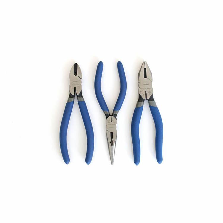 基本の道具工具 ペンチ&ニッパー