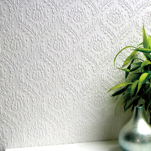 レリーフキャンバス壁紙 ダイヤリーフ