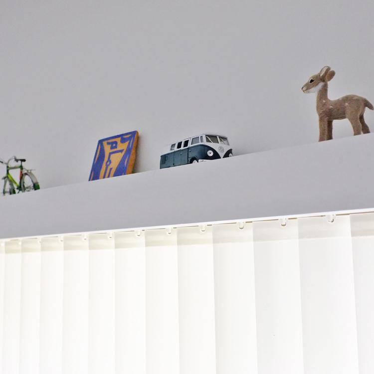 窓上の棚 出張取付サービス