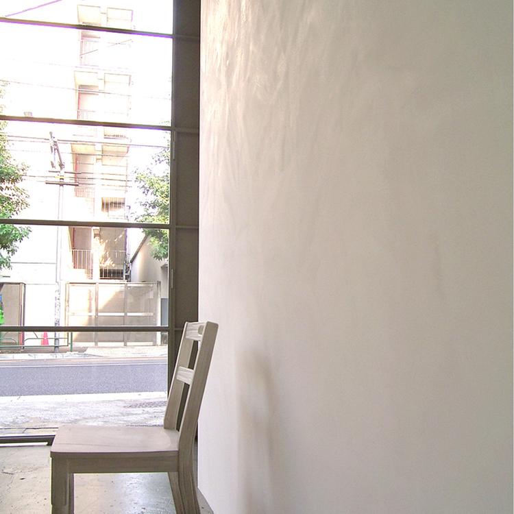 特殊塗装/職人 漆喰を×(かける)塗装