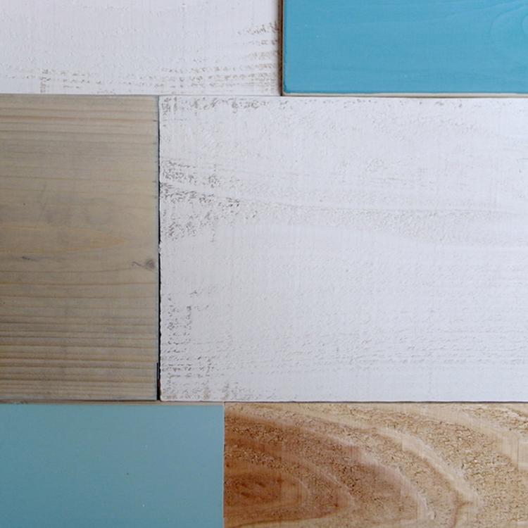 羽目板の壁 ミックス