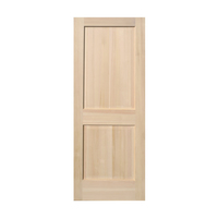 木製パインドア フラットドア W813