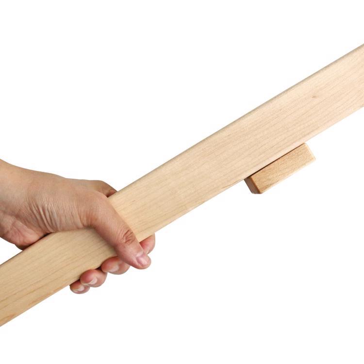 木の手摺 メープル