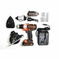 電動マルチ工具 DIYツールセット