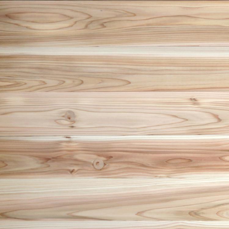 間伐材フローリング スギ15mm厚