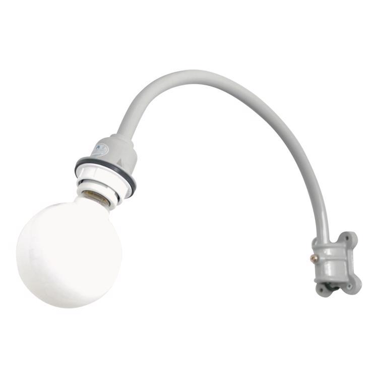 工業系照明 C型アーム