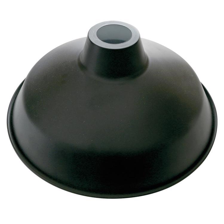 工業系照明 Fシェード ブラック