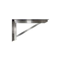オーダーキッチン天板 壁付けブラケット D450 (R)
