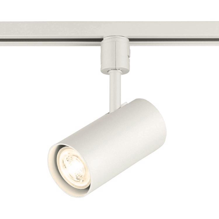 スポットライト 筒型 LEDダイクロハロゲン WH