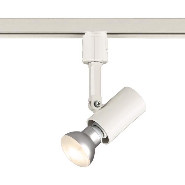 スポットライト ソケット型 LEDミニクリプトン WH
