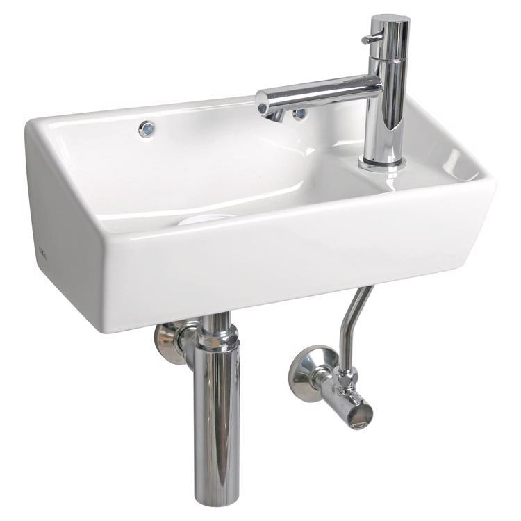 コンパクト手洗い器 スクエア