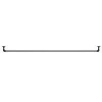 アイアンハンガーパイプ コの字型-棚下吊タイプ