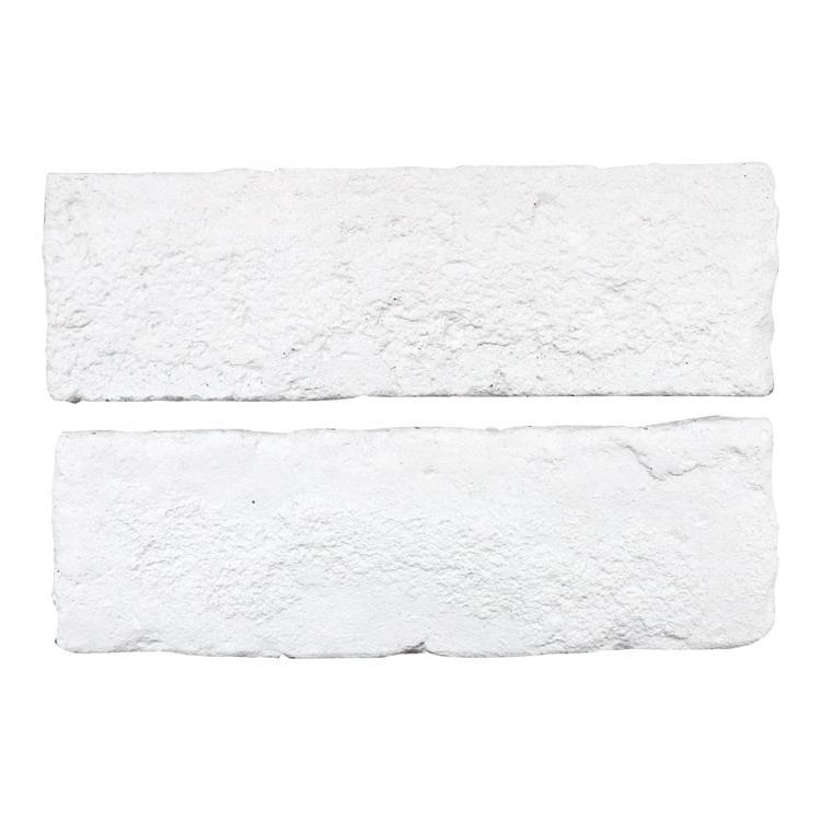 ブリックタイル ホワイト(バラ売り)