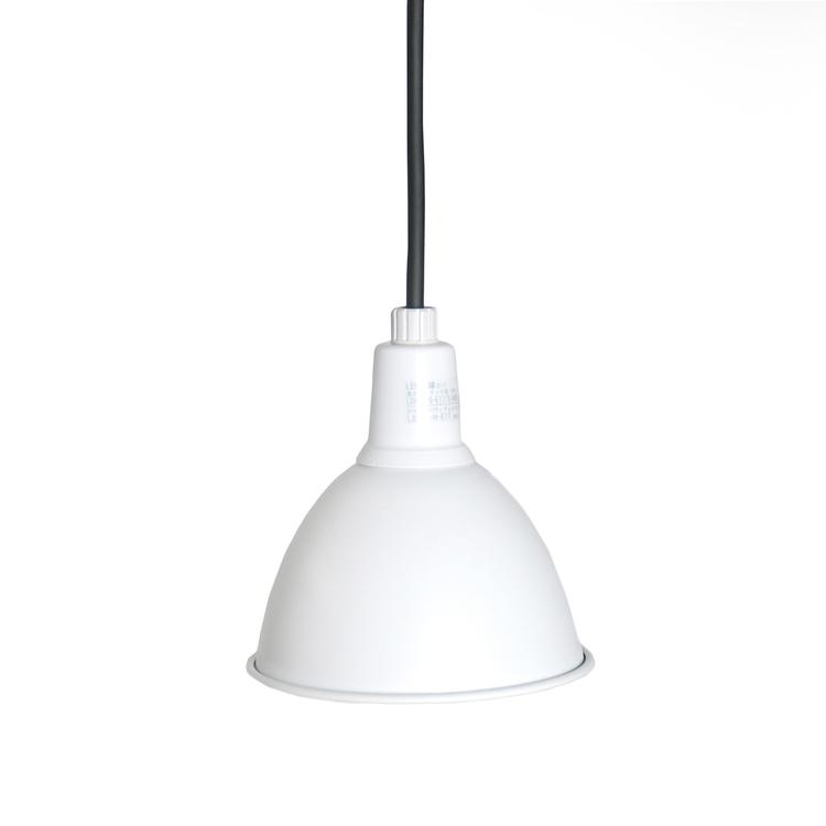 ミニシェードランプ E17 コクーン ホワイト