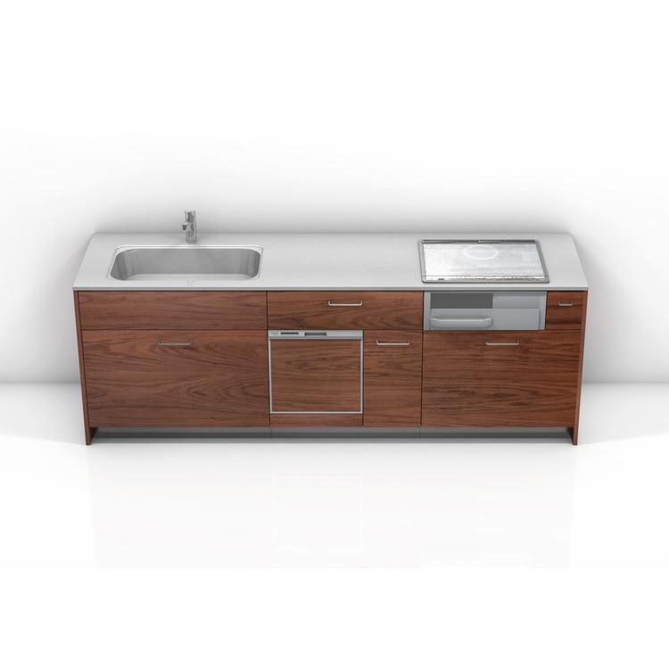 クラフトキッチン 奥行き650mm食洗機タイプ