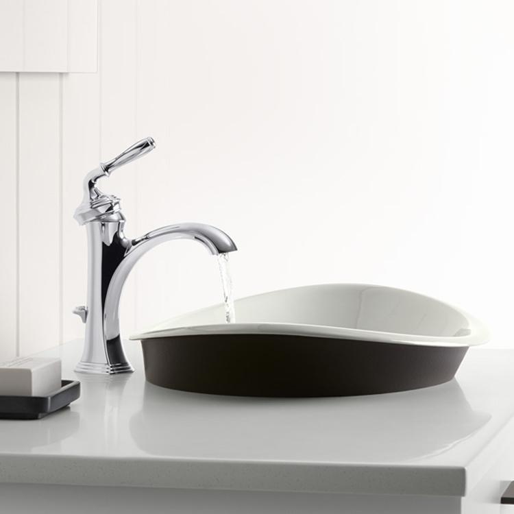 クラシカルサニタリー シングル洗面用水栓 デボンシャ