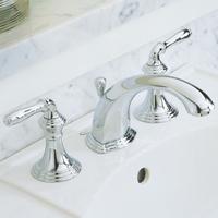 クラシカルサニタリー 2ハンドル洗面用水栓 デボンシャ