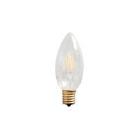ビンテージLED電球 LEDシャンデリア(E17)15W相当