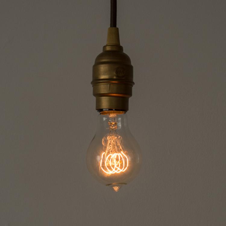 白熱アート電球 白熱オーソドックス(E26)40W