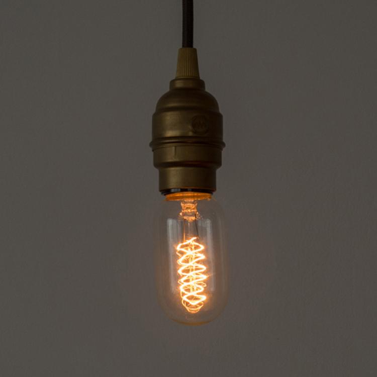 白熱アート電球 白熱カプセル(E26)40W