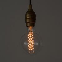 白熱アート電球 白熱ボール95(E26)40W