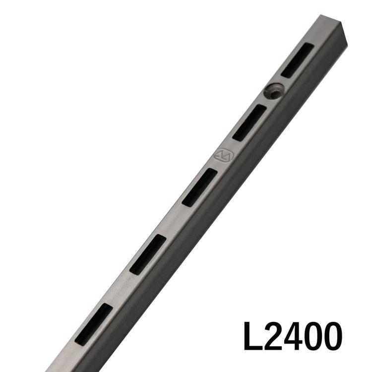 ウォールディスプレイパーツ レール L2400