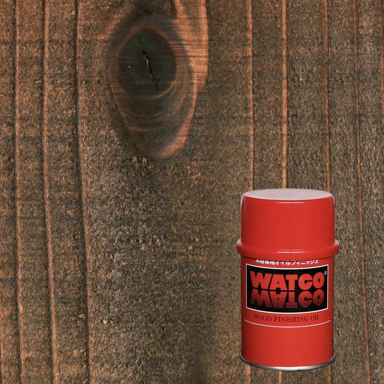 ワトコオイル エボニー 200ml缶