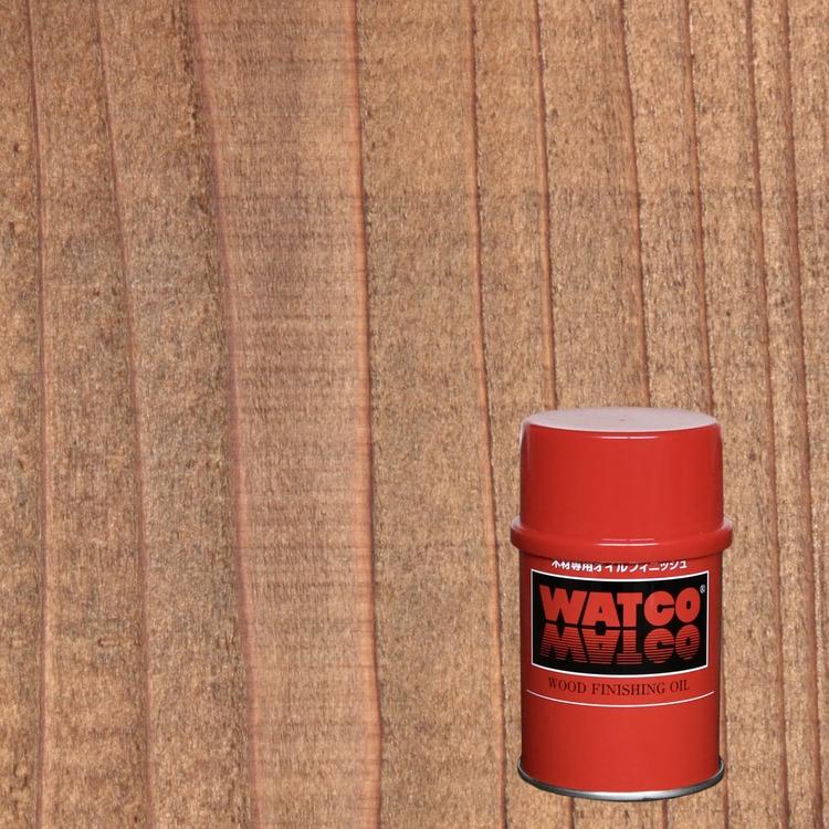 ワトコオイル ミディアムウォルナット 200ml缶