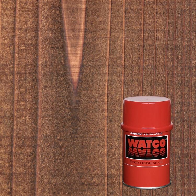 ワトコオイル ダークウォルナット 200ml缶