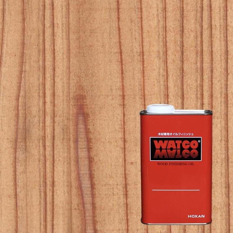 ワトコオイル ナチュラル 1L缶