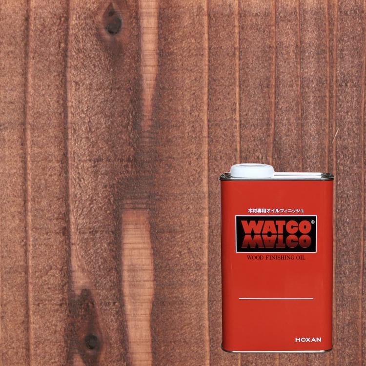 ワトコオイル チェリー 1L缶