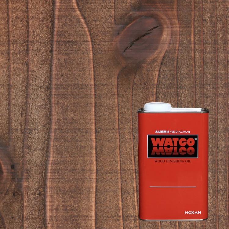 ワトコオイル ドリフトウッド 1L缶