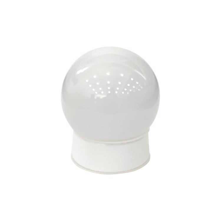 ミルクガラス照明 ボール(小)