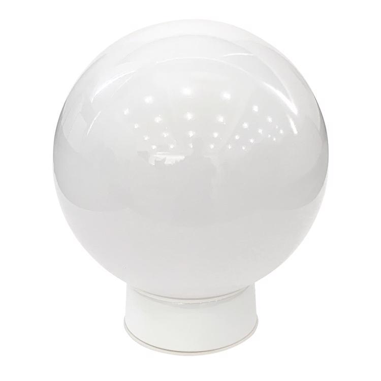 ミルクガラス照明 ボール(大)