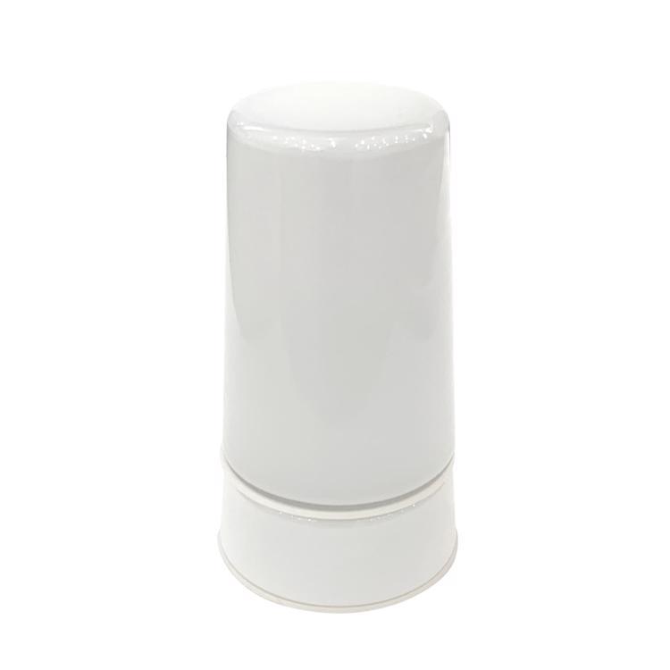 ミルクガラス照明 円筒(角)