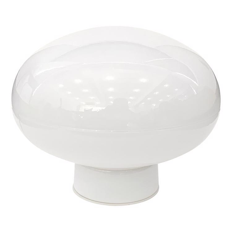 ミルクガラス照明 楕円
