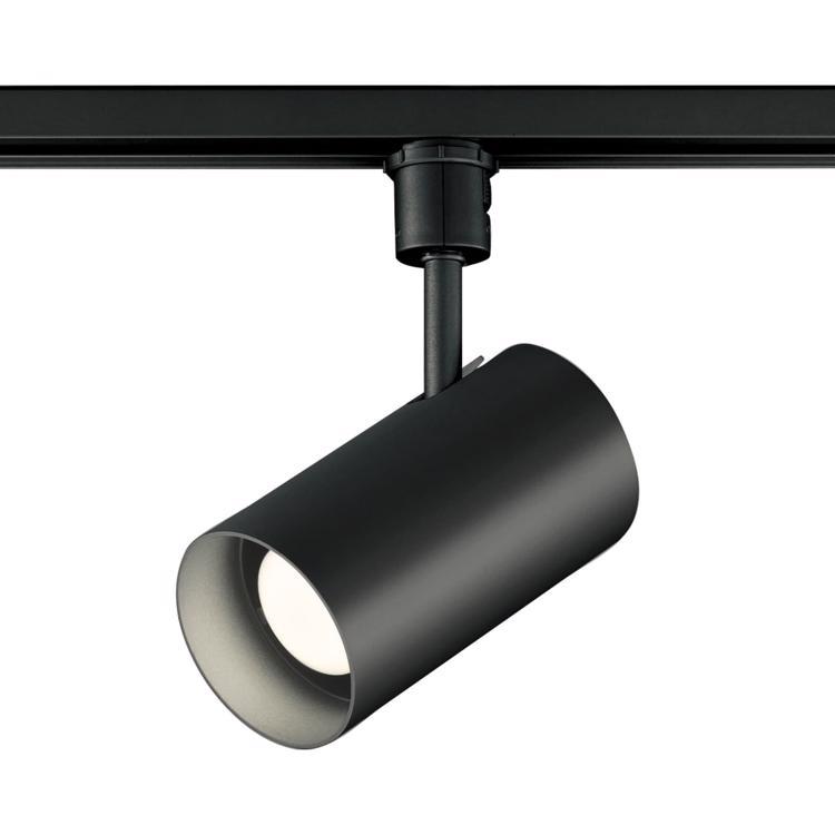 スポットライト 筒型 LEDミニクリプトン BK