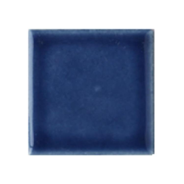 水彩タイル 50角 ネイビーブルー(シート)