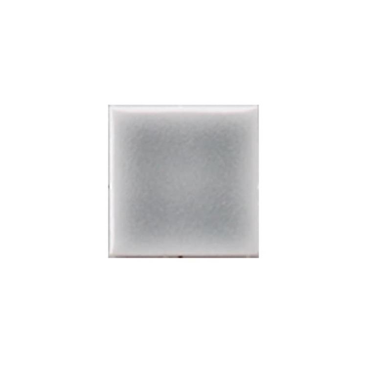 水彩タイル 25角 スカイグレイ(シート)