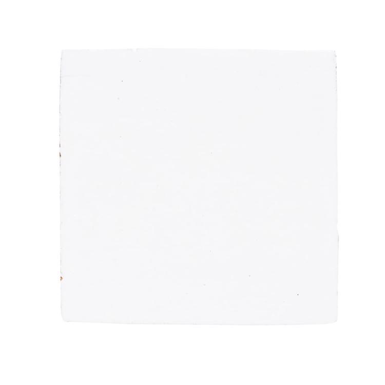 ラスティックタイル プレーン ホワイト