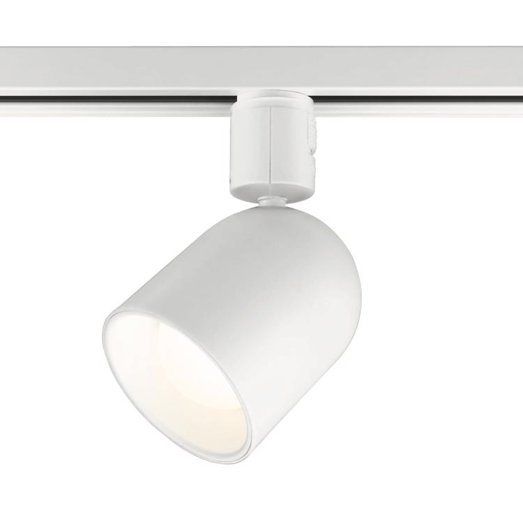 スポットライト 丸型 LED一体型 WH