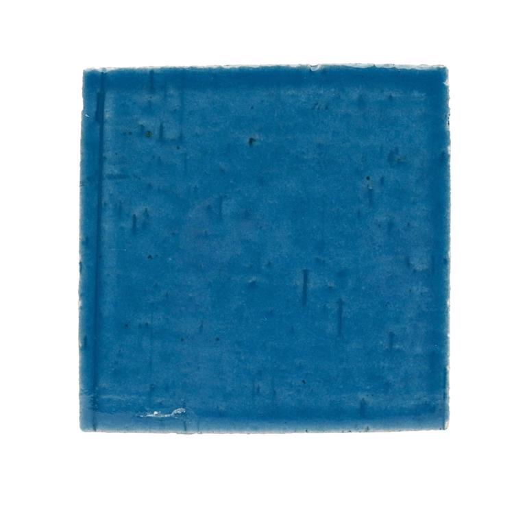 ラスティックタイル プレーン ブルー