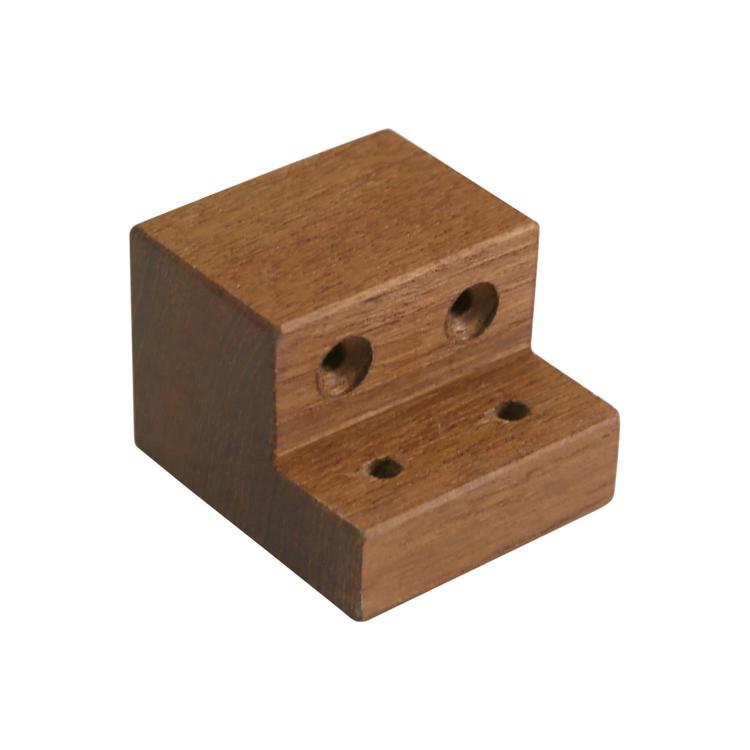 木の手摺 ブラケット(チーク)