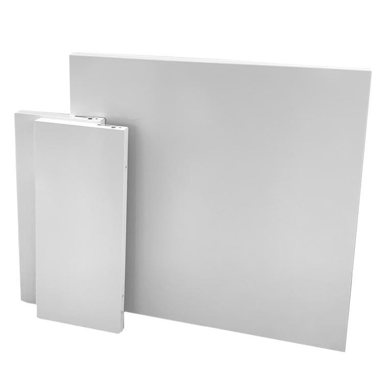 キューブ型レンジフード 天井取付用センターパーツ(照明なし用)