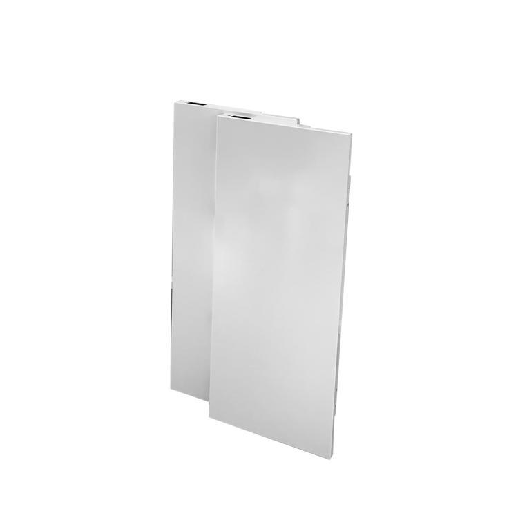 キューブ型レンジフード H230 横幕板(照明付き用)
