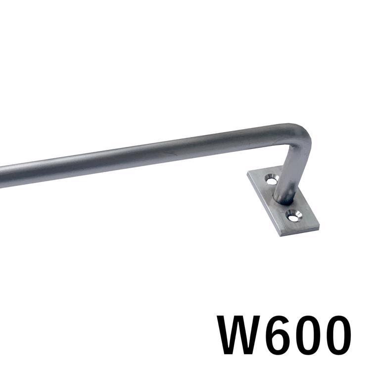 ハンガーバー φ9 ステンレス W600