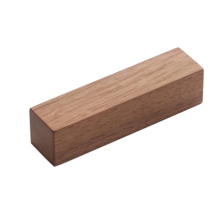木製把手 四角 ウォルナット