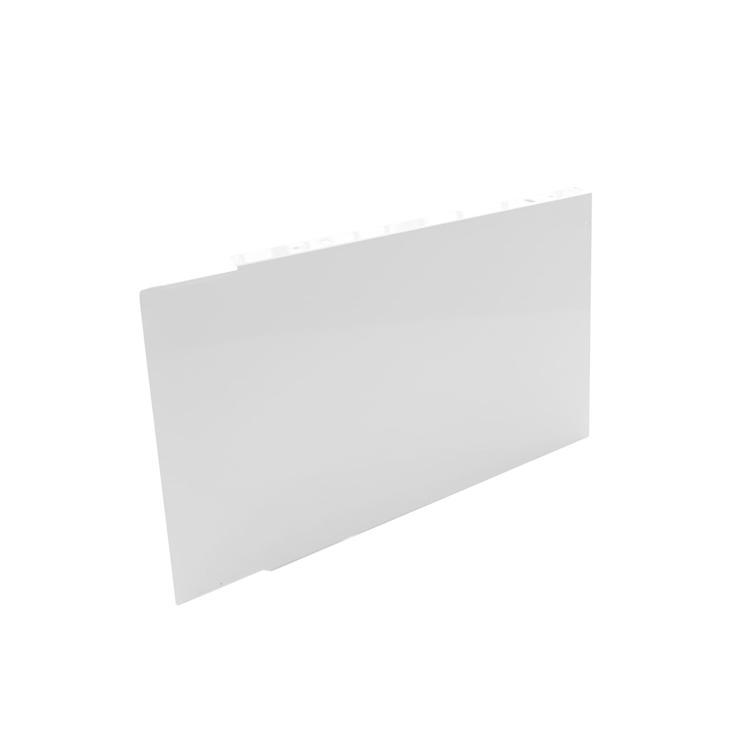 フラットレンジフード 横幕板 ホワイト