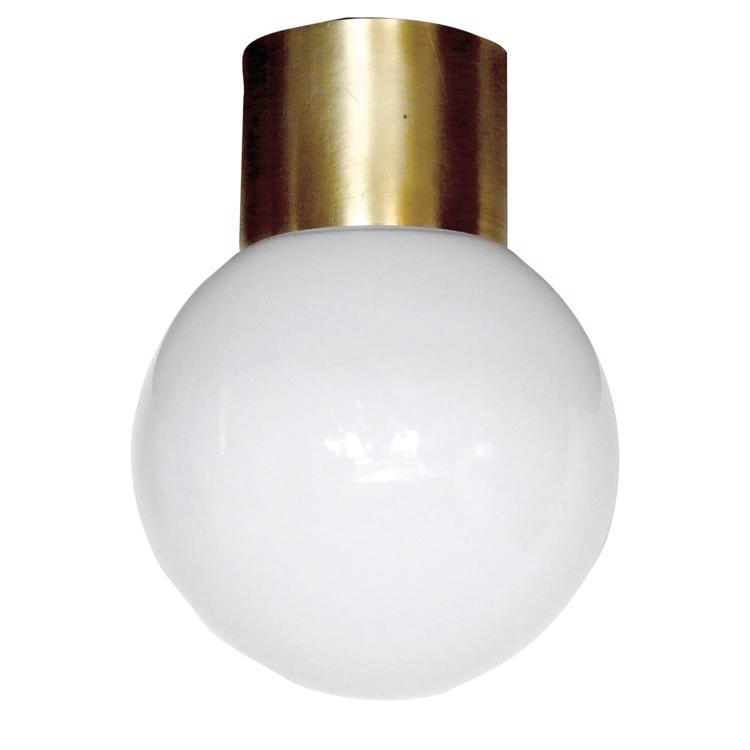 メタルシーリングライト TYPE-BALL(真鍮)