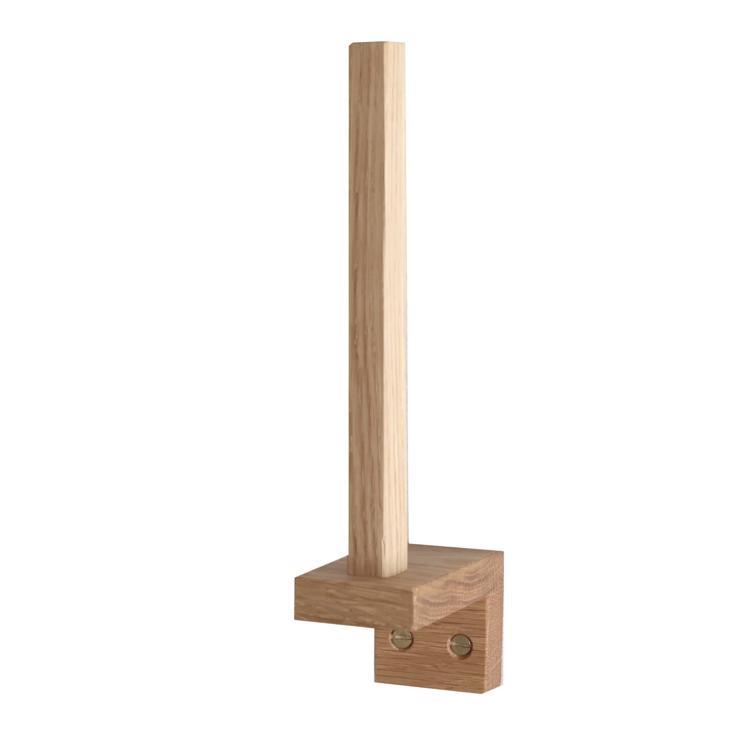 木のペーパーホルダー ペーパーストッカー